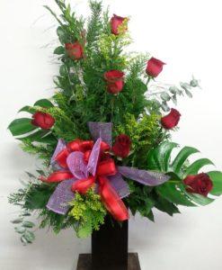 8 Rosas - Flores, Florería, Floristería