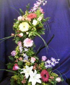 Primaveral de 2 Niveles - Flores, Florería, Floristería