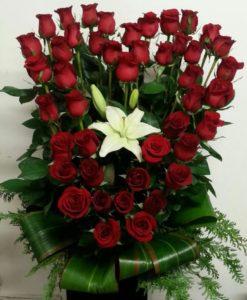 Corazón - Flores, Florería, Floristería