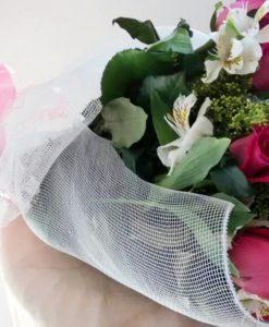Bouquet con 18 Rosas - Flores, Florería, Floristería