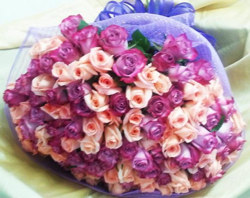 Bouquet de 150 Rosas - Flores, Florería, Floristería