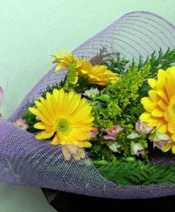 Bouquet de Gerberas - Flores, Florería, Floristería