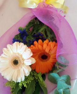 Bouquet con Gerberas - Flores, Florería, Floristería