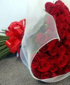 Bouquet de 100 Rosas - Flores, Florería, Floristería