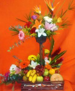 Frutal - Flores, Florería, Floristería