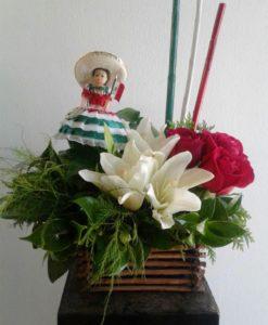 Arreglo Septembrino - Flores, Florería, Floristería