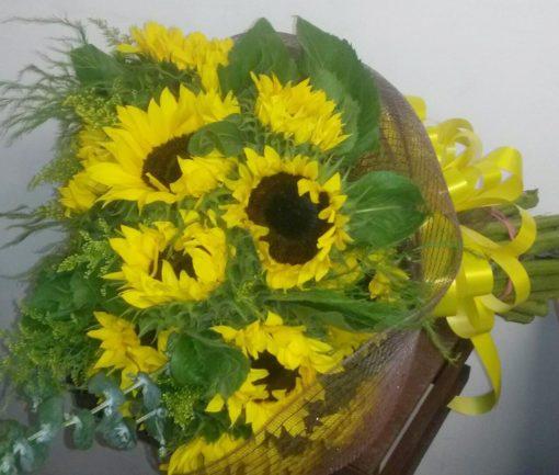 Bouquet con 20 Girasoles - Flores, Florería, Floristería