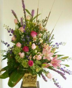 Arreglo de Rosas - Flores, Florería, Floristería