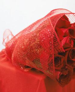 Bouquet de 12 Rosas en Red - Flores, Florería, Floristería