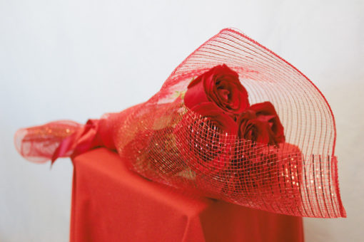 Bouquet de 6 Rosas en Red - Flores, Florería, Floristería